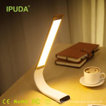 Lámpara de mesa Morden Touch Control con CE / FCC / ROHS