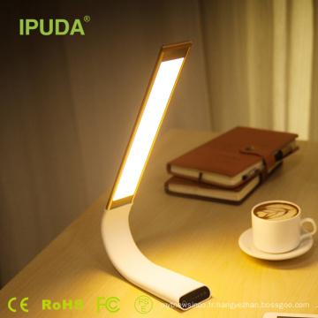 Lampe de table de commande de contact de Morden avec du CE / FCC / ROHS