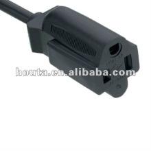 UL Cable de alimentación de CA Conector de alimentación