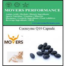 Capsule standard de la coenzyme Q10 d'approvisionnement d'usine GMP