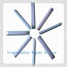 N35 Aimant néodyme Bar avec l'électrodéposition de Zinc/Nickel