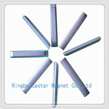 Цинка покрытие постоянного неодимия специальной бар магнит