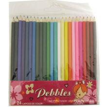 lápis de cor colorido colorido arco íris
