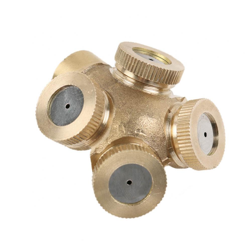 Hole Brass Spray Multi Spray Nozzle Spray Podlewanie