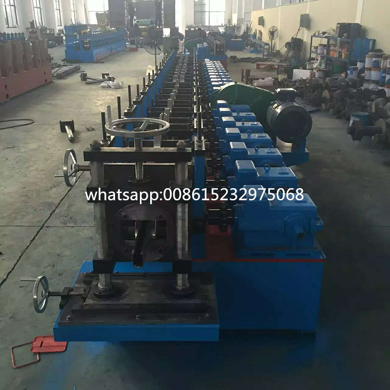 Solar Tail Box Racking Making Machine