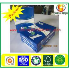75g Zuckerrohr-Zellstoff-Kopierpapier