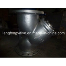 Stainless Steel Y-Strainer RF