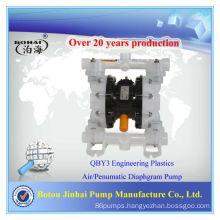 QBY3-25 Engineering Plastics Pneumatic/Air Diaphragm Pump