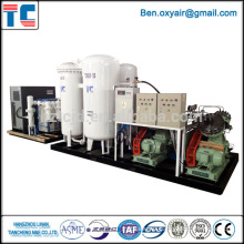 China CE Approval Nitrogen Products