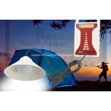 Solar Multifunctional Lighting System LED Lights