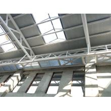 Stahlkonstruktion Hall & Truss Space Frame für Gebäude / Halle / Turnhalle / Stadion