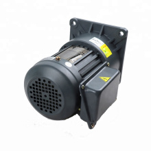 CV18-100-3SB vertical type 3phase 3:1 ratio 220V/380V 100W ac gear motor with brake