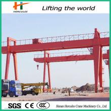 China Hersteller 32t doppelte Träger Portalkran