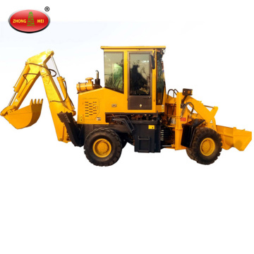 0.3 m3 Mini Tractor Excavator Backhoe Loaders