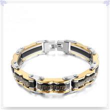 Bracelet en acier inoxydable à bijoux en forme de bijoux de mode (HR201)