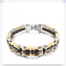 Fashion Jewellery Charm Jewelry Stainless Steel Bracelet (HR201)