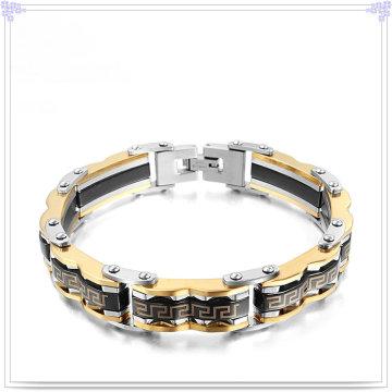 Fashion Jewellery Charm Jewelry Stainless Steel Bracelet (HR201)