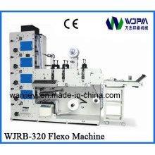 Machine d'impression Flexo de Roatry (WJRB-320)