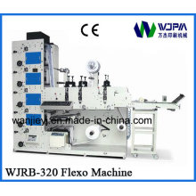 Roatry Flexo Printing Machine (WJRB-320)