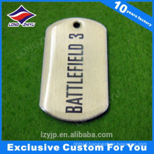 Factory price custom best selling printable dog tag
