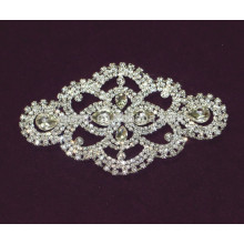 wedding dress rhinestone appliques