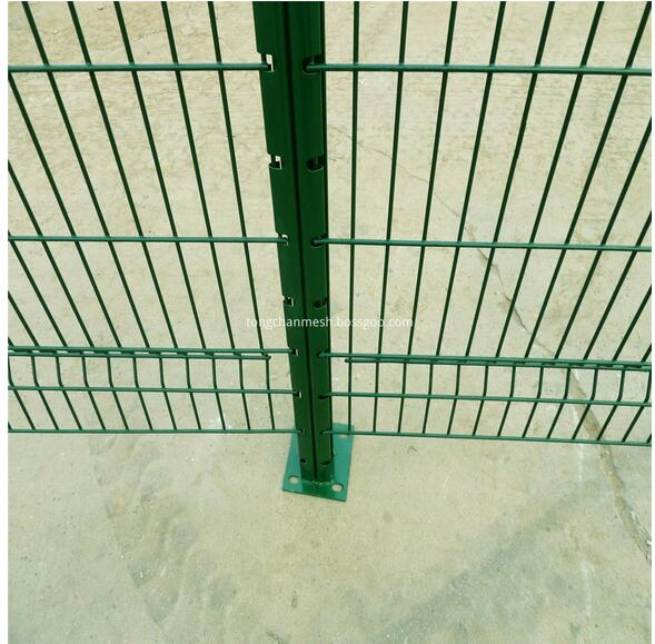 Metal Mesh Powder Coating Fencing