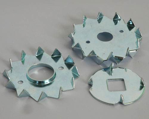 Stamping steel washers