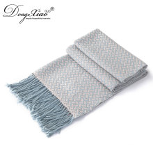 OEM Scarfs 2017 Cashmere Custom Thick Scarf For Women