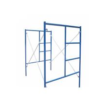 Powder coated 1219 Mason walk through H frame scaffold for Construction