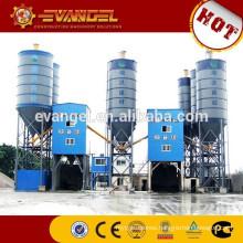 China best zoomlion mobile concrete Batching Plant 60m3/h HZS60P