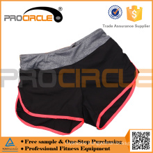 Wholesale Athletic Wear Running Yoga Shorts Yoga Wear Sweat Shorts For Woman