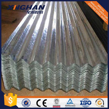 Telhas em alumínio e zinco