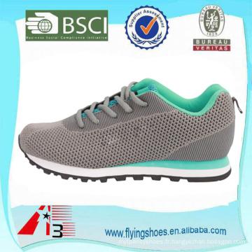 Nouveau look hommes et femmes chaussures de sport adulte