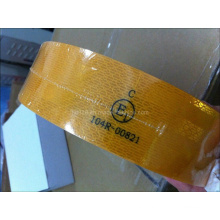 Conspicuous Reflective Tape with E-MARK for Cars/ Trucks