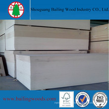 18mm Raw MDF with Competitive Price