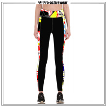 Hot Sale Cusbamboo Tight Ladies Yoga Pants
