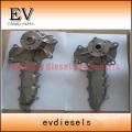 KUBOTA V2203 V2203-DI-T V2203T water pump oil pump