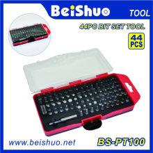 S2 Material Bit Set mit Hand Werkzeug Erweiterung Bar
