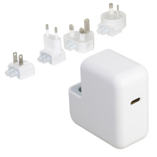 Adaptador de carregador TYPE C PD 18W para Apple