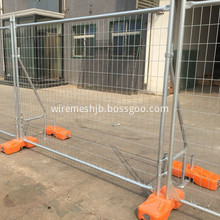 Galvanized Temporary Construction Wall Fence For Australia