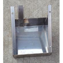 Часть штамповки металла Заказная гибкая загибочная запчасть