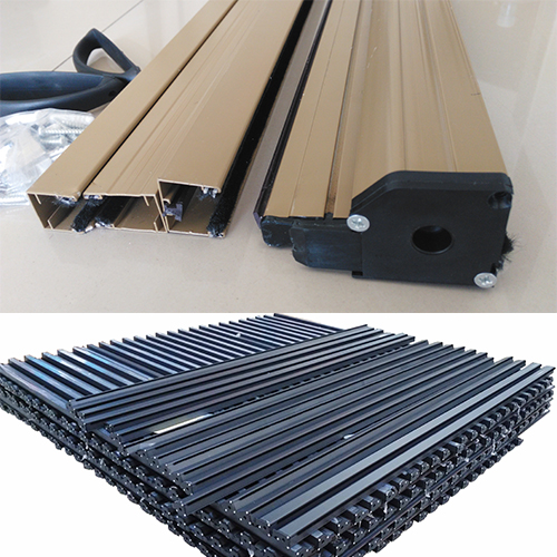 Retractable Insect Screen Door
