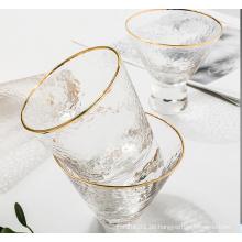 Kreative Glas Saft Tasse