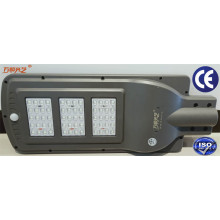 20w Solar Outdoor Light With Steel Pole