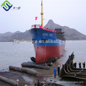 Boat Accessories Barge Ship Drydocking Launching Airbags for Construction Sites