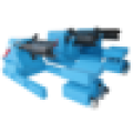 Auto Coil Holder / Uncoil Hidráulico Con Coil Car 5 Toneladas