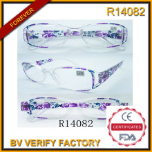 Fashion Flower Frame Reading Glasses (R14082)