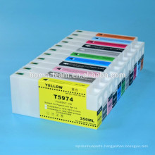 For Epson printer ink Cartridge 7890 7900 9700 7700 9900 9890 Ink Cartridge with pigment ink