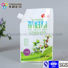 Printed Stand up Laundry Detergent Bag