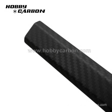 Octagon Carbon Fiber Tube with clamp